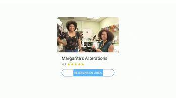 Google TV Spot, 'Ayuda a los negocios cerca de ti: Margarita's Alterations' canción de La Dstylería [Spanish] - Thumbnail 3