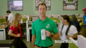 DiscountMugs.com TV Spot, 'Office Sing-a-Long: 10% Off'