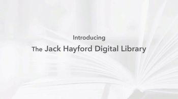 Jack Hayford Digital Library TV Spot, 'Introducing: Free 15-Day Trial' - Thumbnail 3