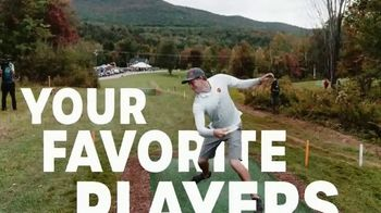 Disc Golf Network TV Spot, 'Your Favorite Players' - Thumbnail 3