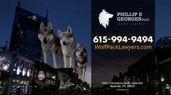 Phillip S. Georges, PLLC TV Spot, 'Wolf Pack: Ride Share Accident' - Thumbnail 5