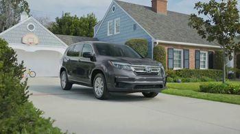 Honda Pilot TV Spot, 'Family Adventures' [T2] - 24 commercial airings