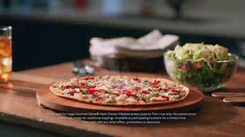 Papa Murphy's Herb Chicken Mediterranean Pizza TV Spot, 'Where the Yum Is' - Thumbnail 6