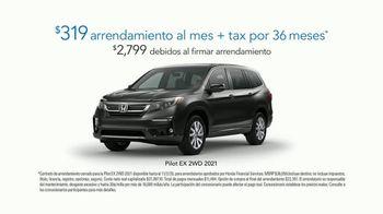 Honda TV Spot, 'Ayuda para cachorritos' [Spanish] [T2] - Thumbnail 7
