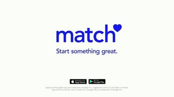 Match.com TV Spot, 'Start Something Great: Journey' - Thumbnail 9