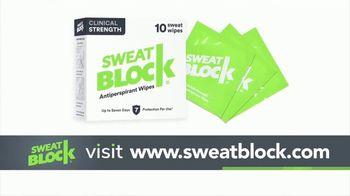 SweatBlock TV Spot, '20% Off Your First Order' - Thumbnail 4