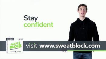 SweatBlock TV Spot, '20% Off Your First Order' - Thumbnail 5