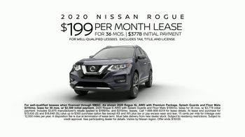 2020 Nissan Rogue TV Spot, 'The Moments That Matter Most' Song by Human Resources [T2] - Thumbnail 7