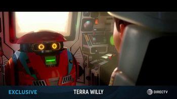 DIRECTV Cinema TV Spot, 'Terra Willy: Unexplored Planet' - Thumbnail 4