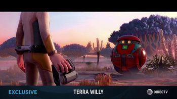 DIRECTV Cinema TV Spot, 'Terra Willy: Unexplored Planet' - Thumbnail 7