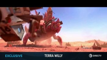 DIRECTV Cinema TV Spot, 'Terra Willy: Unexplored Planet' - Thumbnail 8