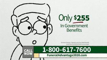Lincoln Heritage Funeral Advantage TV Spot, 'Funeral Advantage Program Aids Seniors' - Thumbnail 2