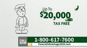 Lincoln Heritage Funeral Advantage TV Spot, 'Funeral Advantage Program Aids Seniors' - Thumbnail 3