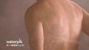 Waterpik PowerPulse TV Spot, 'Relief in Your Shower' - Thumbnail 6