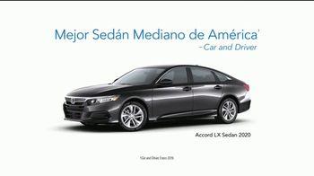 Honda TV Spot, 'Ya nos conoces' [Spanish] [T2] - Thumbnail 8
