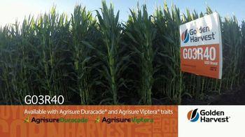 Golden Harvest G03R40 TV Spot, 'Agronomy Spotlight: Broadly Adapted' - Thumbnail 6