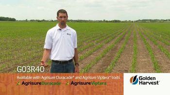 Golden Harvest G03R40 TV Spot, 'Agronomy Spotlight: Broadly Adapted' - Thumbnail 7