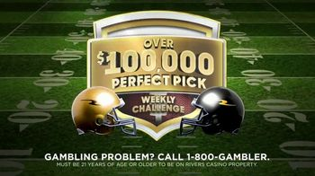 Rivers Casino TV Spot, 'Tackle a Big Win' - Thumbnail 2
