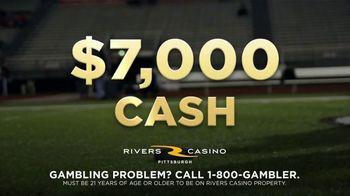Rivers Casino TV Spot, 'Tackle a Big Win' - Thumbnail 4