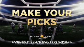Rivers Casino TV Spot, 'Tackle a Big Win' - Thumbnail 8