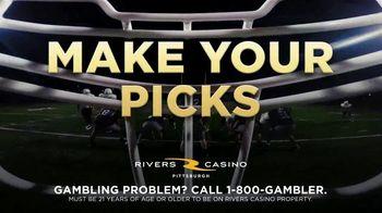 Rivers Casino TV Spot, 'Tackle a Big Win' - Thumbnail 9