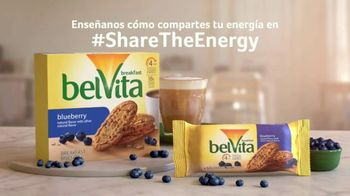 belVita Breakfast Biscuits TV Spot, 'Comparte tu calidez' canción de The Zombies [Spanish] - Thumbnail 8
