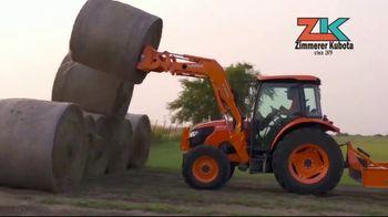 Kubota M Series TV Spot, 'Baling Hay' - Thumbnail 5