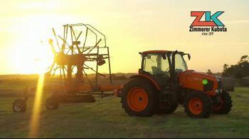 Kubota M Series TV Spot, 'Baling Hay' - Thumbnail 8