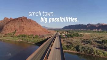 Moab Area Travel Council TV Spot, 'Think Moab'