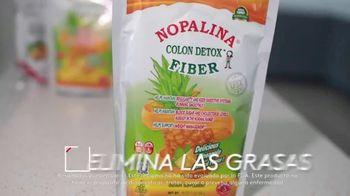 Nopalina Colon Detox TV Spot, 'Elimina las grasas' [Spanish] - Thumbnail 7