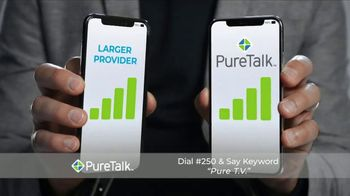 Pure TalkUSA TV Spot, 'Switch' - 255 commercial airings