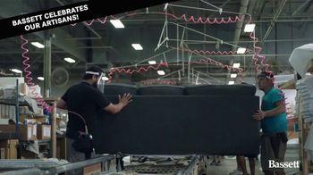 Bassett The Makers Event TV Spot, 'Custom Orders: 30% Off' - Thumbnail 4