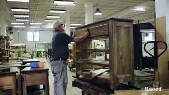 Bassett The Makers Event TV Spot, 'Custom Orders: 30% Off' - Thumbnail 7