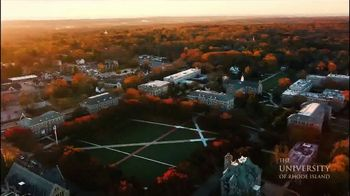 University of Rhode Island TV Spot, 'Tomorrow Needs You Today' - Thumbnail 6