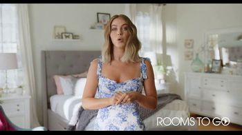 Rooms to Go TV Spot, 'A Place to Escape' Featuring Julianne Hough - Thumbnail 5