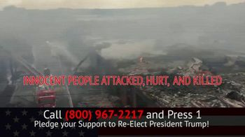 Committee to Defend the President TV Spot, 'Unspeakable Violence' - Thumbnail 5