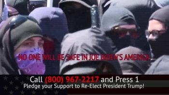 Committee to Defend the President TV Spot, 'Unspeakable Violence' - Thumbnail 7
