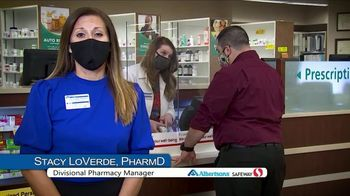 Albertsons TV Spot, 'Get the Facts Not the Flu: Stacy'