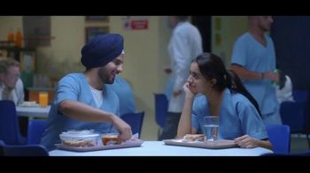 Haldiram's TV Spot, 'Hospital Cafeteria'