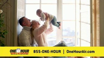 One Hour Heating & Air Conditioning TV Spot, 'Keep Your Heater Running Right'