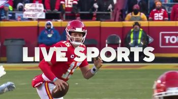 CBS All Access TV Spot, 'Live Sports. Exclusive Originals. Breaking News. Big Movies.'