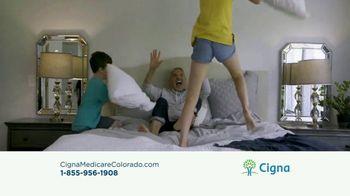 Cigna Medicare Advantage Plan TV Spot, 'Medicare Annual Enrollment' - Thumbnail 2