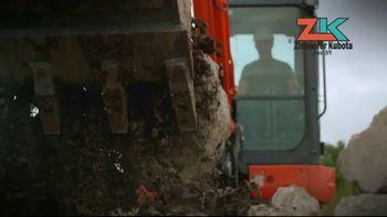 Kubota TV Spot, 'Construction Equipment: Attention to Detail:60 Months' - Thumbnail 2