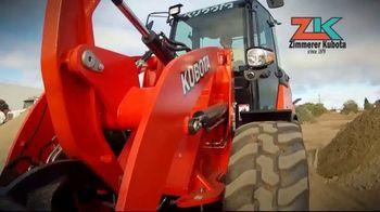Kubota TV Spot, 'Construction Equipment: Attention to Detail:60 Months' - Thumbnail 4