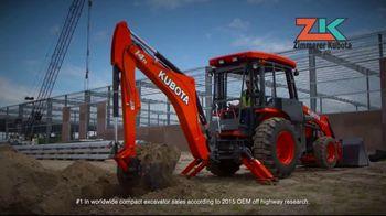 Kubota TV Spot, 'Construction Equipment: Attention to Detail:60 Months' - Thumbnail 6