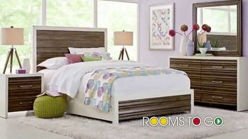 Rooms to Go TV Spot, 'It's Happening: Under $1,000' - Thumbnail 5