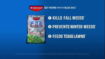 BioAdvanced 3-in-1 Weed & Feed TV Spot, 'Fall' - Thumbnail 10