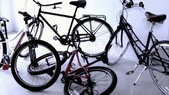 Bike Nook TV Spot, 'Bulky Bikes Take Up Space'