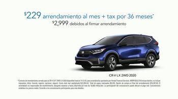 Honda TV Spot, 'Donación de sangre' [Spanish] [T2] - Thumbnail 7