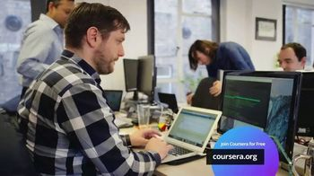 Coursera TV Spot, 'Skills in Demand'